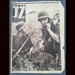 14667 NEUE ILLUSTRIERTE ZEITUNG No. 27-1940, 2.Juli