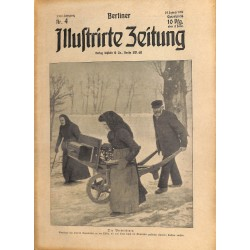 1272	 preWWI-No. 	4	-1914	 BERLINER ILLUSTRIRTE ZEITUNG	 German illustrated magazine	January 25 1914