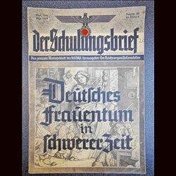 15192 DER OSTMARKBRIEF/DER SCHULUNGSBRIEF Ausgabe Ostmark Folge 7/8/9-1940 Juli/August/September