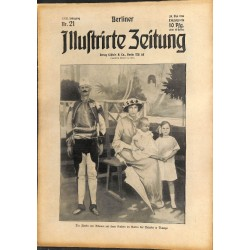 1289	 preWWI-No. 	21	-1914	 BERLINER ILLUSTRIRTE ZEITUNG	 German illustrated magazine	May 24 1914