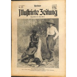 1291	 preWWI-No. 	23	-1914	 BERLINER ILLUSTRIRTE ZEITUNG	 German illustrated magazine	June 7 1914
