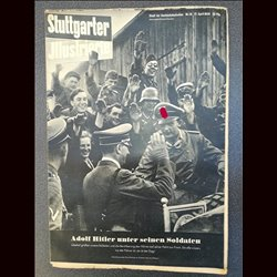 14009 STUTTGARTER ILLUSTRIERTE No. 16-1940 17.April