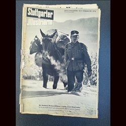 14122 STUTTGARTER ILLUSTRIERTE No. 52-1939 24.Dezember