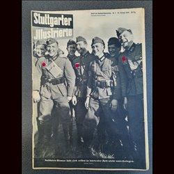 14128 STUTTGARTER ILLUSTRIERTE No. 7-1940 18.Februar