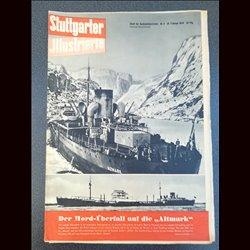 14131 STUTTGARTER ILLUSTRIERTE No. 9-1940 28.Februar