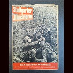 14139 STUTTGARTER ILLUSTRIERTE No. 17-1940 24.April