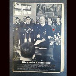 14141 STUTTGARTER ILLUSTRIERTE No. 19-1940 8.Mai