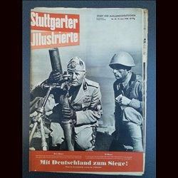 14145 STUTTGARTER ILLUSTRIERTE No. 25-1940 19.Juni