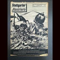 14155 STUTTGARTER ILLUSTRIERTE No. 37-1942 16.September