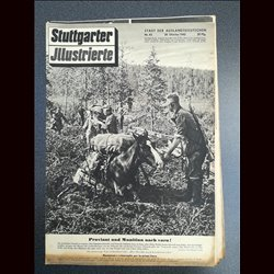 14161 STUTTGARTER ILLUSTRIERTE No. 43-1943 28.Oktober