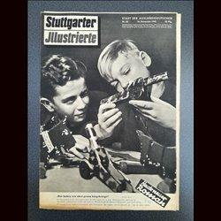14167 STUTTGARTER ILLUSTRIERTE No. 50-1942 16.Dezember HJ BDM, engines Luftwaffe, one photo grenadiers in Stalingradconditi