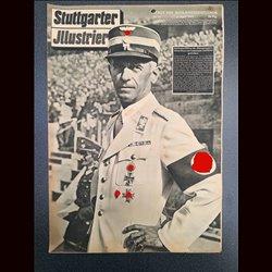 14182 STUTTGARTER ILLUSTRIERTE No. 14-1943 7.April