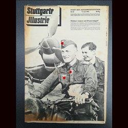 14189 STUTTGARTER ILLUSTRIERTE No. 22-1943 2.Juni
