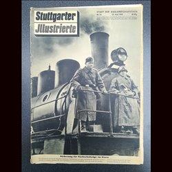 14190 STUTTGARTER ILLUSTRIERTE No. 25-1943 23.Juni