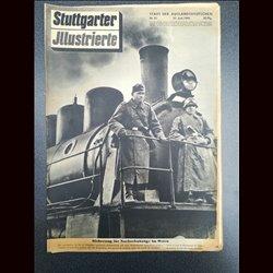 14191 STUTTGARTER ILLUSTRIERTE No. 25-1943 23.Juni