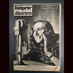 14196 Jews STUTTGARTER ILLUSTRIERTE No. 31-1943 4.August Russia Kuban, USA Jews. Radio Finnmark, sniper nest destroyed by pla