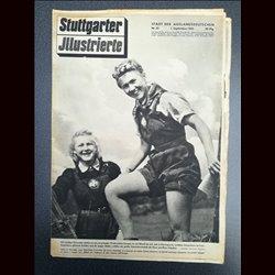 14200 STUTTGARTER ILLUSTRIERTE No. 35-1943 1.September