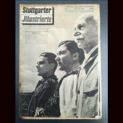 14202 Jews STUTTGARTER ILLUSTRIERTE No. 36-1943 8.September