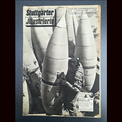 14210 Waffen-SS STUTTGARTER ILLUSTRIERTE No. 50-1943 15.Dezember