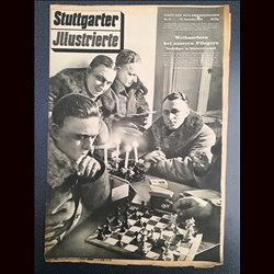 14211 STUTTGARTER ILLUSTRIERTE No. 51-1943 22.Dezember