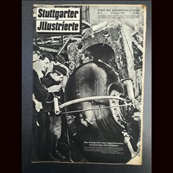 14213 Waffen-SS STUTTGARTER ILLUSTRIERTE No. 3-1944 19.Januar 1944 B