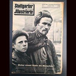 14214 Waffen-SS STUTTGARTER ILLUSTRIERTE No. 4-1944 26.Januar