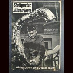 14216 STUTTGARTER ILLUSTRIERTE No. 6-1944 9.Februar
