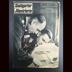 14218 STUTTGARTER ILLUSTRIERTE No. 9-1944 1.März