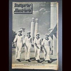 14222 STUTTGARTER ILLUSTRIERTE No. 15-1944 12.April