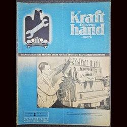 15232 KRAFTHAND No. 2-1943 9.Januar