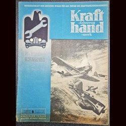 15235 KRAFTHAND No. 6-1943 6.Februar