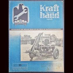 15238 KRAFTHAND No. 25-1942 20.Juni