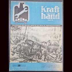 15240 KRAFTHAND No. 28-1942 11.Juli