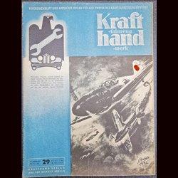 15241 KRAFTHAND No. 29-1942 18.Juli