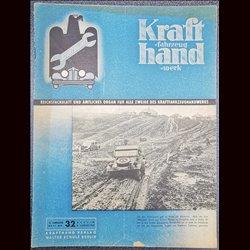 15244 KRAFTHAND No. 32-1942 8.August