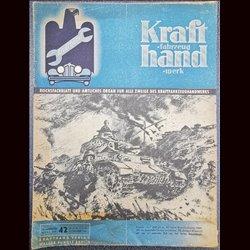 15252 KRAFTHAND No. 42-1942 17.Oktober