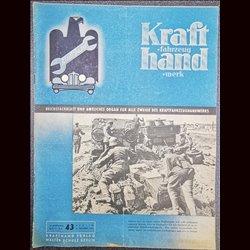 15253 KRAFTHAND No. 43-1942 24.Oktober