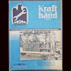 15254 KRAFTHAND No. 48-1942 28.November