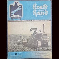 15260 KRAFTHAND No. 23-1941 7.Juni