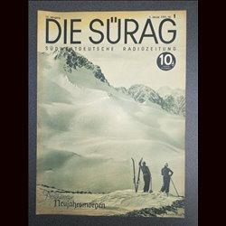 13924 DIE SÜRAG No. 1-1941 1.Januar