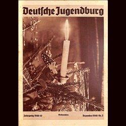 9150 DEUTSCHE JUGENDBURG No.  3-1940 Dezember Jahrgang 1940/41