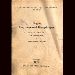 0360 KRIEGSBÜCHEREI DER DEUTSCHEN JUGEND-No.127(1939-1945)Kriegsbücherei der deutschen Jugend WWII narrations