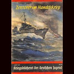 0381 KRIEGSBÜCHEREI DER DEUTSCHEN JUGEND-No.87(1939-1945)Kriegsbücherei der deutschen Jugend WWII narrations