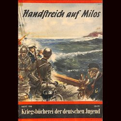 0395 KRIEGSBÜCHEREI DER DEUTSCHEN JUGEND-No.116(1939-1945)Kriegsbücherei der deutschen Jugend WWII narrations