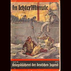 0407 KRIEGSBÜCHEREI DER DEUTSCHEN JUGEND-No.48(1939-1945)Kriegsbücherei der deutschen Jugend WWII narrations