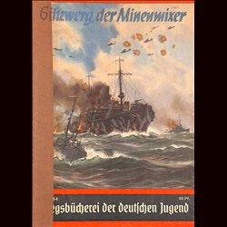 0411 KRIEGSBÜCHEREI DER DEUTSCHEN JUGEND-No.64(1939-1945)Kriegsbücherei der deutschen Jugend WWII narrations