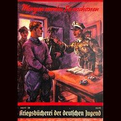 0420 KRIEGSBÜCHEREI DER DEUTSCHEN JUGEND-No.32(1939-1945)Kriegsbücherei der deutschen Jugend WWII narrations