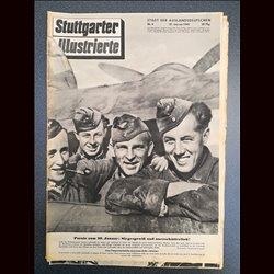 14170 STUTTGARTER ILLUSTRIERTE No. 4-1943 27.Januar