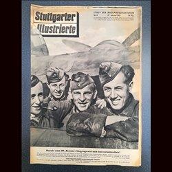 14171 STUTTGARTER ILLUSTRIERTE No. 4-1943 27.Januar