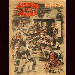 13944 MOTOR UND SPORT No. 2-1940
